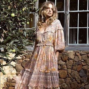 Spell and the Gypsy Amethyst Gown